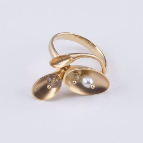 Afbeelding van Chalice Gold, ring yellow