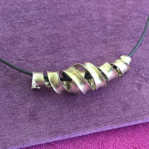 Afbeelding van kadobon workshop zilveren hanger maken