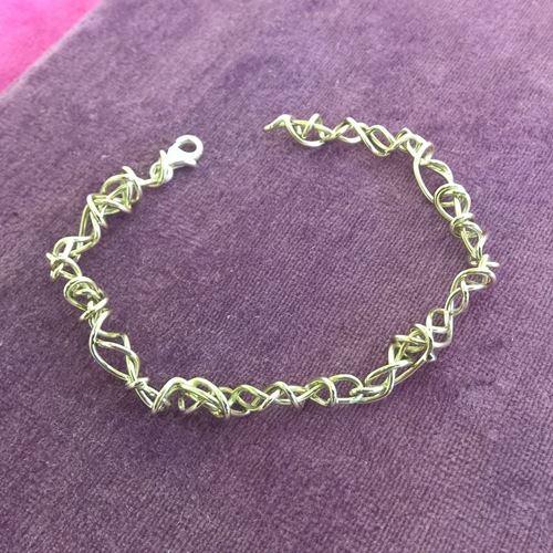 Afbeelding van kadobon workshop zilveren armband maken